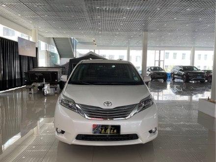 山西二手SIENNA 2015款 3.5L 四驱L
