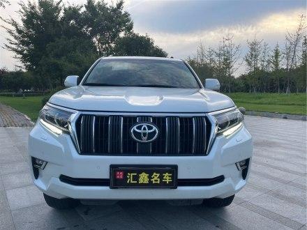 全国二手丰田 普拉多 2018款 3.5L 自动TX-L后挂备胎