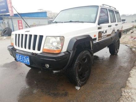 北京JEEP 2005款 2500 2.5L 4X4