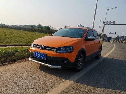 Polo 2012款 1.6L Cross Polo AT