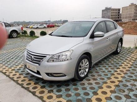 轩逸 2012款 1.6XL CVT豪华版