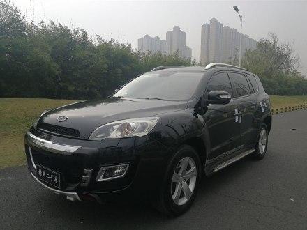豪情SUV 2014款 2.4L 自动两驱尊贵型