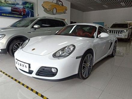 Cayman 2012款 Cayman Black Edition 2.9L