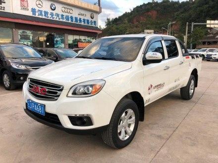 帅铃T6 2016款 2.8T柴油创客版舒适型HFC4DA1-2C