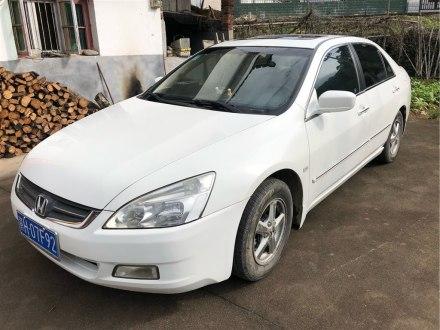 雅阁 2004款 2.4L