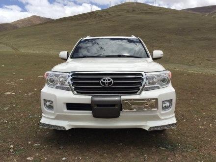 兰德酷路泽 2007款 4.0L 自动GX-R