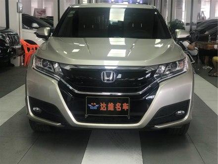 本田UR-V 2017款 240TURBO 两驱经典版