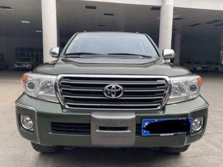 兰德酷路泽(进口) 2015款 4.0L V6 中东限量版
