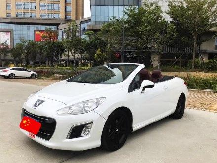 标致308(进口) 2012款 1.6T CC 豪华型
