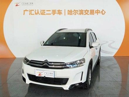 雪铁龙C3-XR 2017款 1.6L 自动时尚型