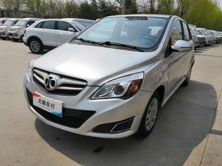 北京汽车E系列 2013款 两厢 1.5L 手动乐天版