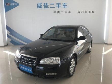 伊兰特 2007款 1.6L 自动舒适型