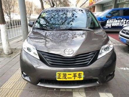 Sienna 2015款 3.5L 两驱L