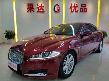 捷豹XF 2013款 XF 2.0T 风华版