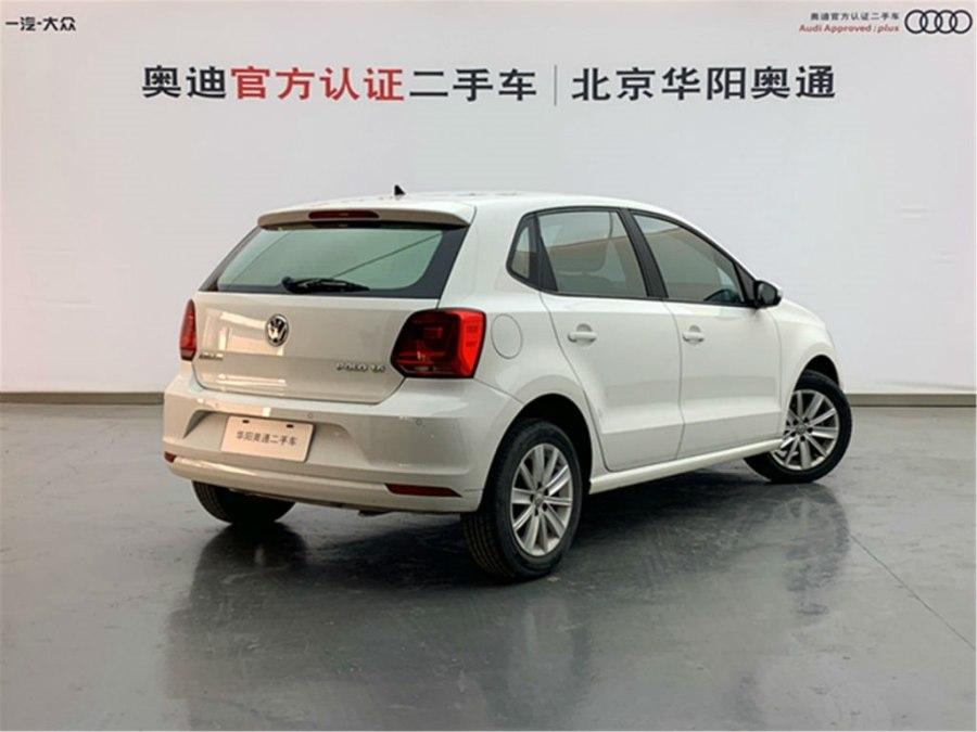 Polo 2014款 1.6L 自动舒适版