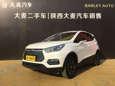 元新能源 2018款 EV360 智联炫酷型