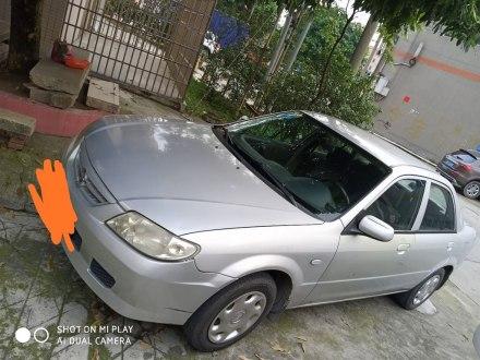 海福星 2008款 1.6L 手动幸福版GX