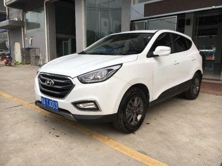 北京现代ix35 2015款 2.0L 自动两驱舒适型 国IV