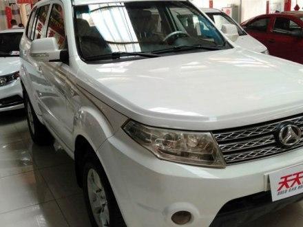 北京BW007 2011款 2.4L 四驱精英豪华版