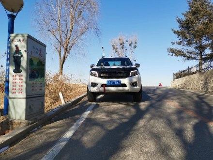 纳瓦拉 2017款 2.5L自动四驱豪华版QR25