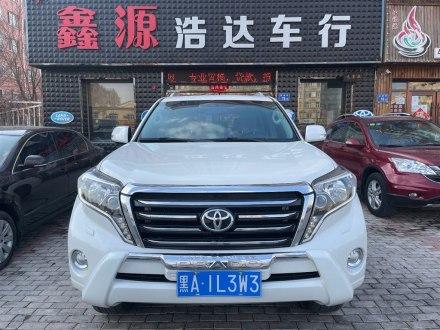 黑龙江二手普拉多(进口) 2014款 2.7L 自动豪华版