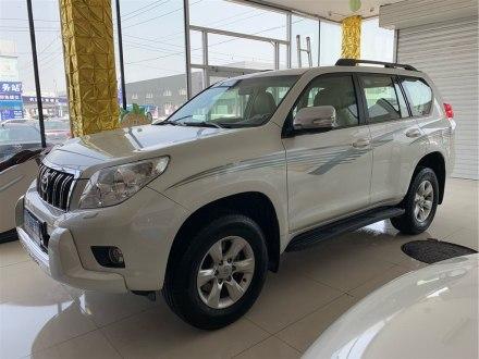 普拉多(进口) 2010款 2.7L 自动豪华版