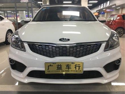 起亚K2 2017款 三厢 1.4L AT GLS
