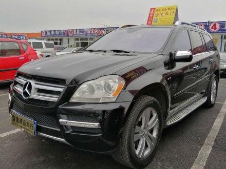 奔驰GL级 2011款 GL 350 柴油美规版