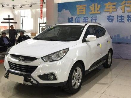 北京现代ix35 2010款 2.0L 自动两驱新锐版GL