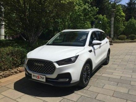 君马S70 2018款 1.5T 自动豪华型 7座