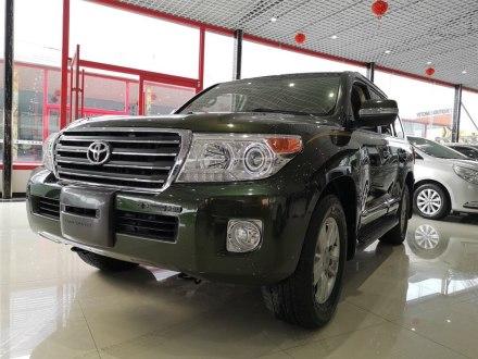 内蒙古二手兰德酷路泽(进口) 2015款 4.0L V6 中东限量版