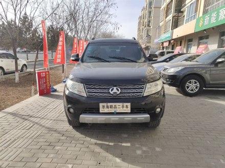 北京BW007 2011款 2.0L 两驱都市豪华版
