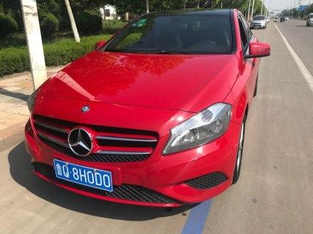 奔驰A级(进口) 2013款 A 180 时尚型
