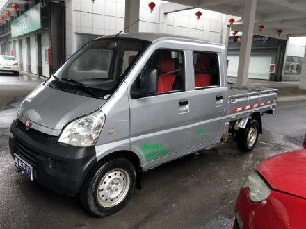 五菱荣光小卡 2012款 1.2L双排基本型LAQ