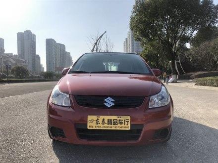 天语 SX4 2012款 1.6L 自动锐骑型