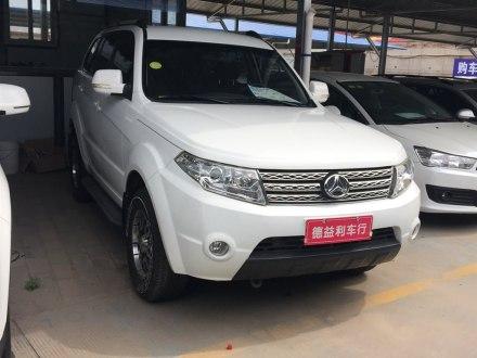 北京BW007 2015款 2.0T 两驱舒适版