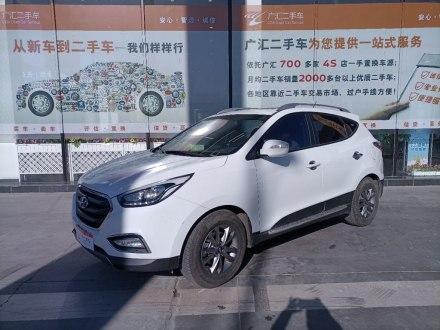 宁夏二手北京现代ix35 2015款 2.0L 自动两驱舒适型 国IV