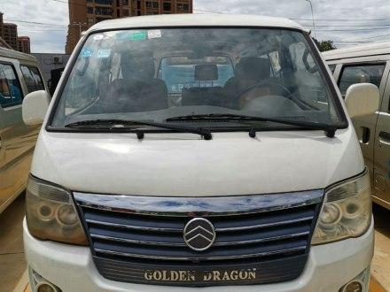 金旅海狮 2010款 2.2L标准轴高级版491Q-M