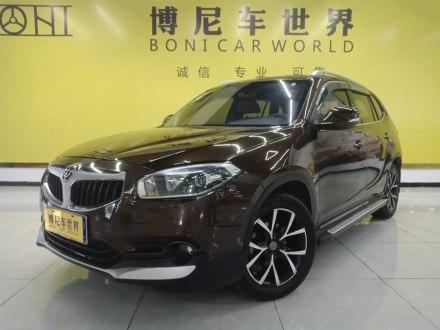 中华V5 2014款 1.5T 自动两驱豪华型