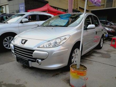 标致307 2012款 两厢 1.6L 自动豪华版