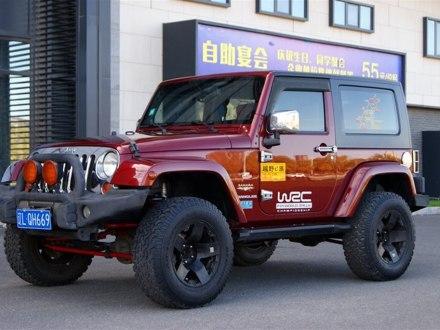 牧马人 2008款 3.8L Sahara 两门版