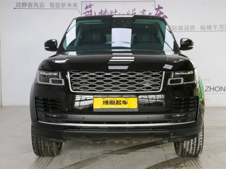 贵阳二手揽胜 2018款 3.0 SC V6 Vogue 传世加长版