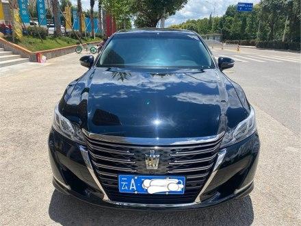 云南二手皇冠 2018款 2.0T 运动版