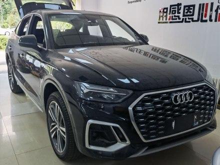 长春二手奥迪Q5L Sportback 2021款 40 TFSI 豪华型