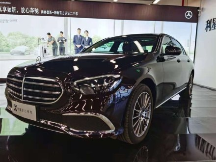 南京二手奔驰E级 2020款 E 260 L 4MATIC