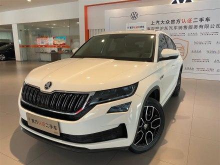 上海二手柯迪亚克GT 2019款 TSI330 两驱豪华版 国V