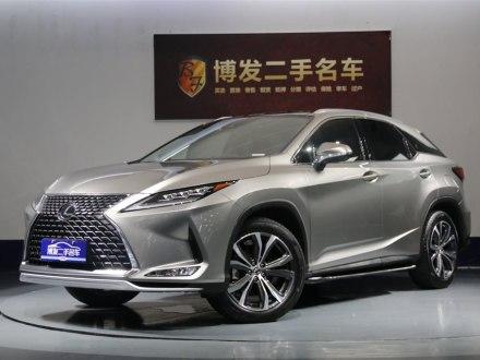 郑州二手雷克萨斯RX 2020款 300 四驱典雅版 国VI