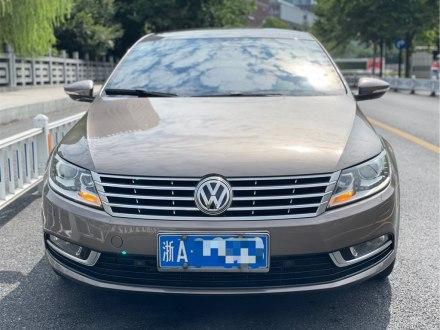 杭州二手一汽-大众CC 2013款 2.0TSI 至尊型